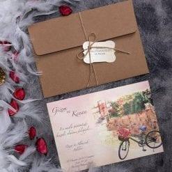 Faire Part Mariage Au Bord De La Rive