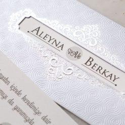 Faire Part Mariage Argenté