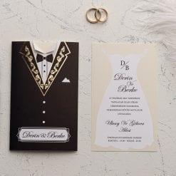 Faire Part Mariage Monsieur Et Madame